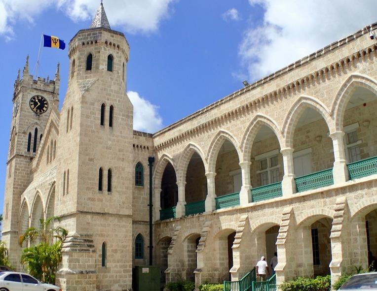 Barbados' Parliament Building